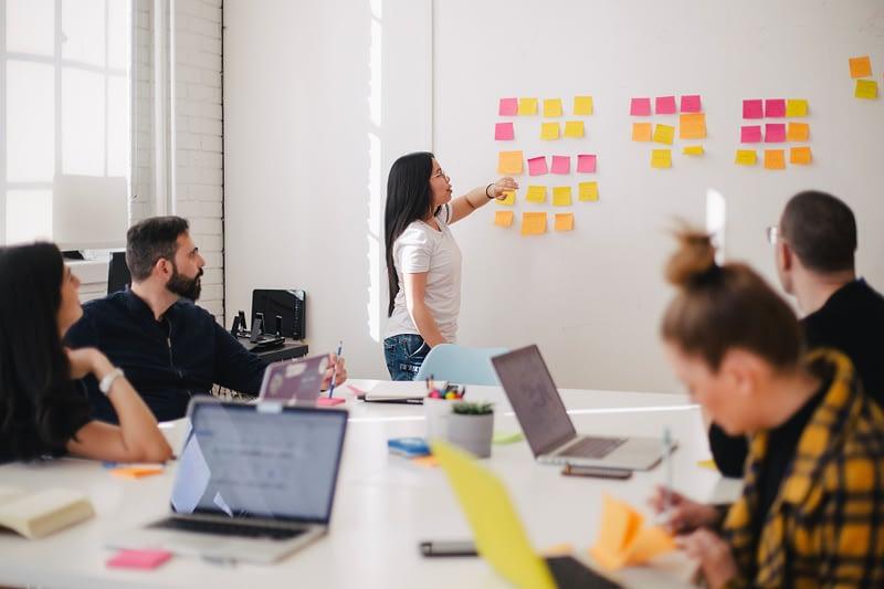 team meeting planning